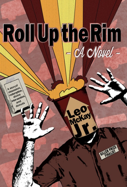 Here it is: Ben Brush's amazing cover for Roll Up the Rim