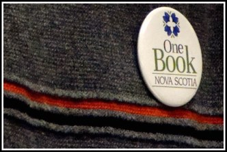 Sweater and pin.Photo: Steve MacLean