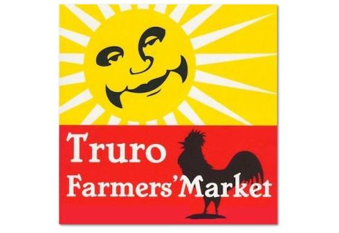 Super excited to be headed to the Truro Farmer's Market.
