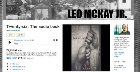 Click on this image to go to the Leo McKay Jr. bandcamp page.